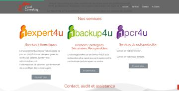 Viaud Consulting - Page d'accueil zone services